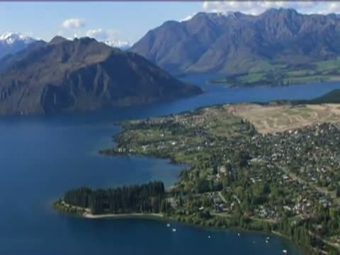 Southern Alps Air Scenic Flights