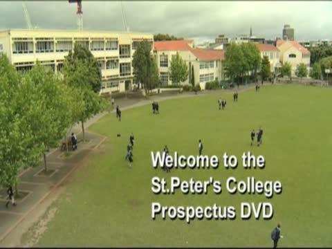 St Peter's College - Principal's Welcome Address