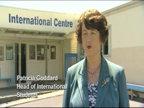 St Peter's College - International Students