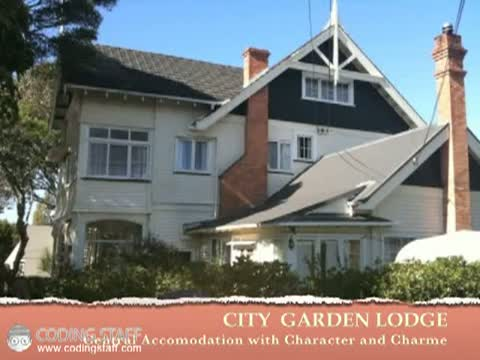 City Garden Lodge