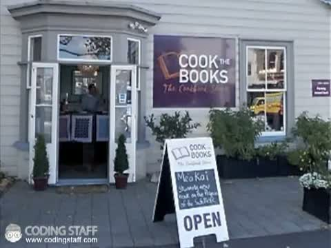 The Cook Books